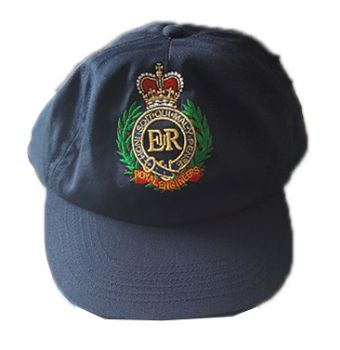 Embroidered RE Cap Badge